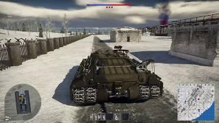 T95 VS IS-6 WAR THUNDER
