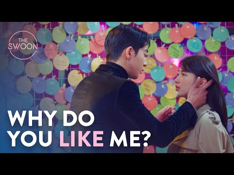 Nam Joo-hyuk asks for confirmation of Suzy's feelings | Start-Up Ep 15 [ENG SUB]