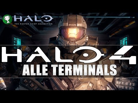 Halo 4 - Alle Terminals - The Master Chief Collection - Guide
