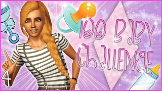 Let's Play: The Sims 3 (100 Baby Challenge) - Part #4 - Potty Trained!