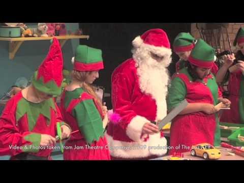 The Lazy Elf - Christmas 2011 - Promo