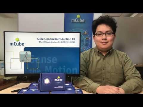 MCube OSM IOS App