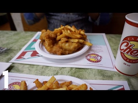 BEST FISH & CHIPS IN CANADA | 1