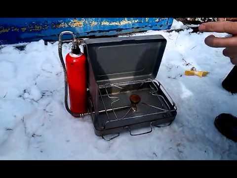 Газовая горелка СССР
