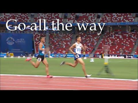 Running Motivation – Go all the way