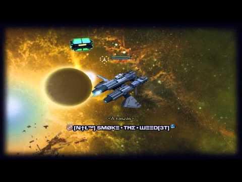 DarkOrbit - HU1 | SMOKE | 2v1 |  Short Video :)