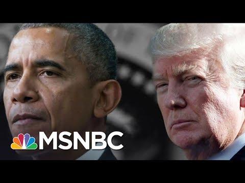 Barack Obama CIA Boss Leon Panetta Questions Donald Trump's Credibility | The 11th Hour | MSNBC