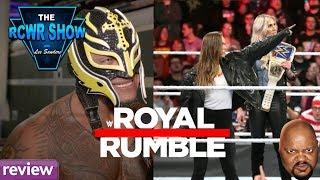 WWE Royal Rumble 2018 Review: 619 Rey Mysterio & Ronda Rousey Return! Nakamura Shocks All