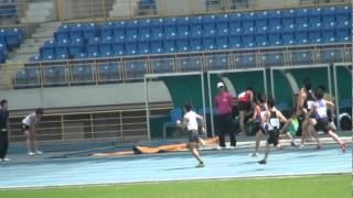 101年全國大專院校田徑公開賽男乙400公尺預賽