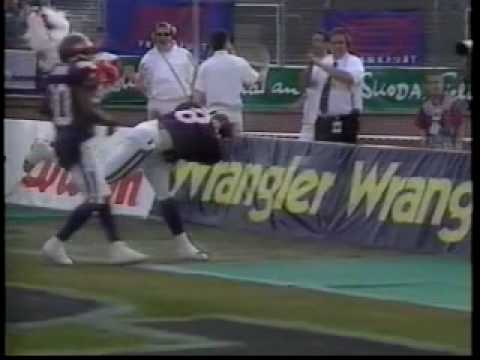 FRANKFURT GALAXY 97 (Team Video, 2 of 2)