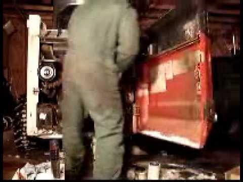 Routine Maintenance On Bobcat Skid Steer