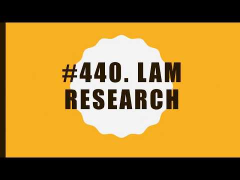 #440 LAM Research|10 Facts|Fortune 500|Top companies in United States