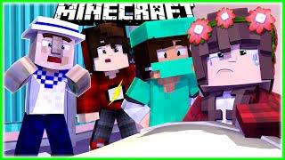 JULIA MUSS INS KRANKENHAUS! KLASSENFAHRT ABBRUCH!! 😱 Minecraft SCHULE
