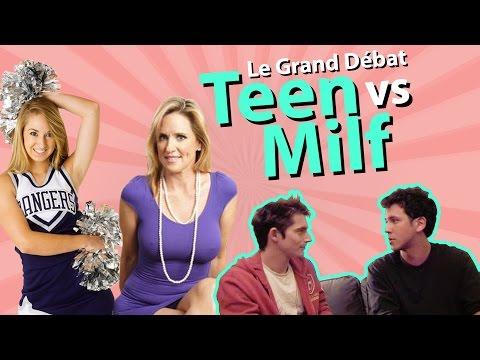 ARCHIVE – Teen vs Milf (Le Grand Débat)