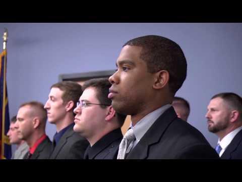 Basic Law Enforcement Training Graduation 2016