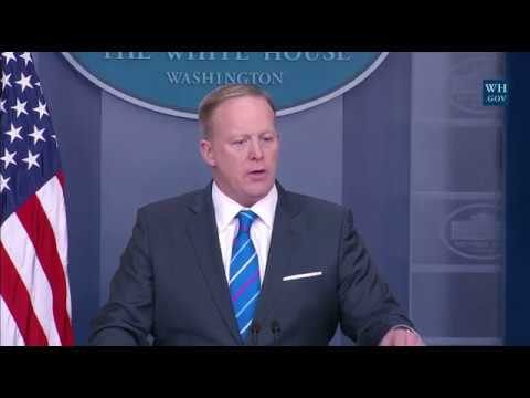 Spicer On CIA and NYT Russian Connection Story