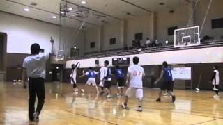 バスケット【前半戦】DUST vs ビジカルク①