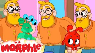 Double Daddy   Cartoons for Kids   My Magic Pet Morphle   Morphle TV