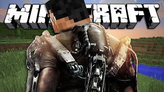 ЭКЗОСКЕЛЕТ - Minecraft (Обзор Мода)