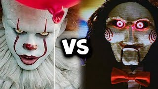 Pennywise Vs Jigsaw – Who Would Win?
