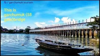 58 Gate Damodar River & Hooghly River Connection