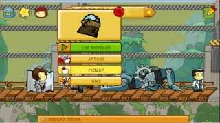 Scribblenauts Unlimited PC Gameplay Quick Look Part 2