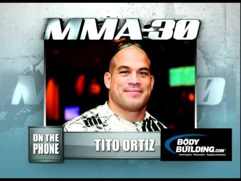 Tito Ortiz Talks Heavyweight Rankings, Injury