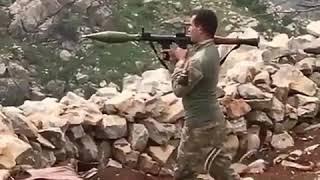 Hakkari'yi Ötüken bilecegiz   Asker bazuka atışı 2018