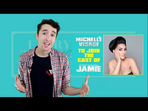 BROADWAY STORY - Everybody's Talking About Jamie