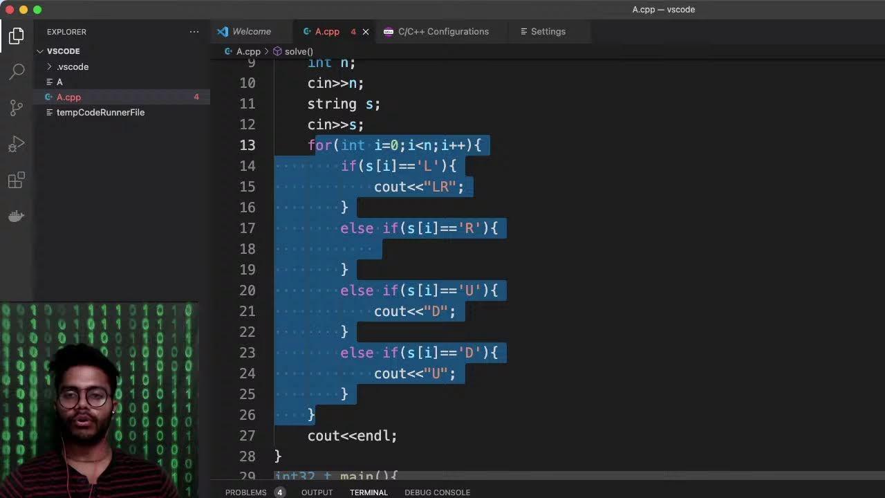 Problem C,B,A   Codeforces Round-742(Div-2)   Live Chat