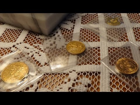 Recent Gold Coin Purchases - 8/6/17 - Numismatics with Kenny