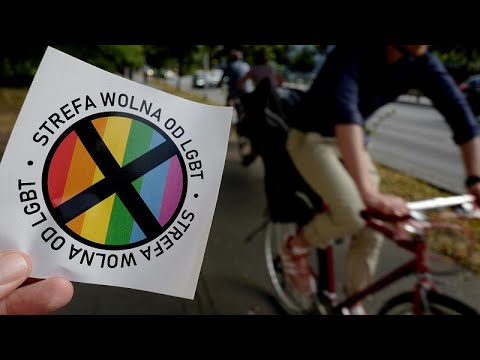 Euronews:Activists warn Poland's LGBT community is 'under attack' | The Cube