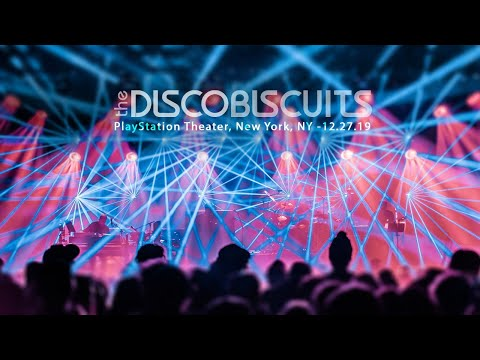 The Disco Biscuits - 12/27/2019 - PlayStation Theater, New York, NY - powered by Culta