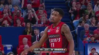 Perth Wildcats vs. Brisbane Bullets - Game Highlights