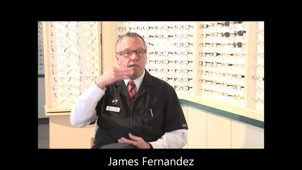 94274314dd Getting used to Progressive Lenses - YouTube