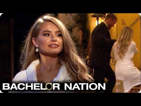 Demi SHOCKS In Bathrobe Stunt! 😲 | The Bachelor US