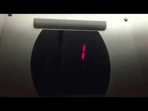EPIC MOTOR OTIS Series 5 LVM Hydraulic Elevator @ Antioch University, Santa Barbara, CA