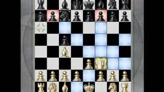 Xeque-Mates mais rápidos do xadrez