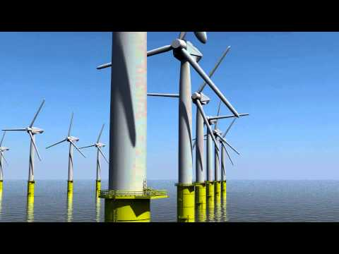 3D Offshore Wind Turbines