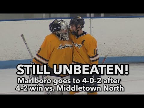Marlboro 4 Middletown North 2   Anthony Galante Game Winner