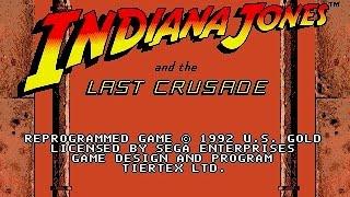 Mega Drive Longplay [417] Indiana Jones and the Last Crusade