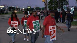 Nearly 50K workers strike against General Motors