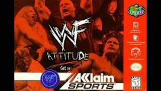 WWF Attitude N64 - The Brood Theme