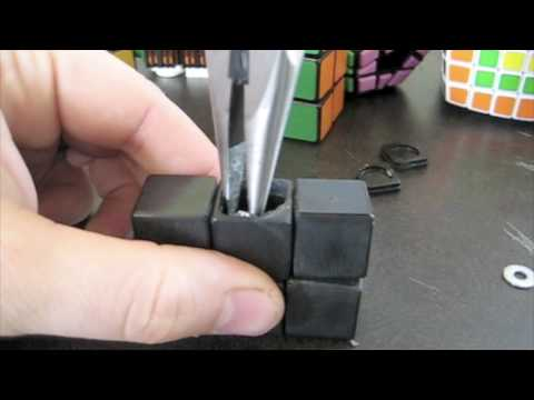 How to Make a 1x2x3 from Spare Parts