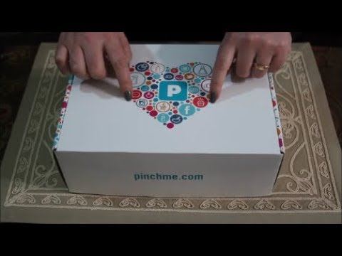 ASMR Unboxing ~ PINCHme Free Sample Box