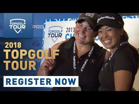 2018 Topgolf Tour | Register Now | Topgolf