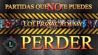 Partidas Que No Te Puedes Perder - KR SoloQ ( Faker, Dopa, Ssumday, Febiven y más)- Lol - 2015