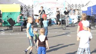 дВЕРЬ - пятница (день города Ярославль 2016)