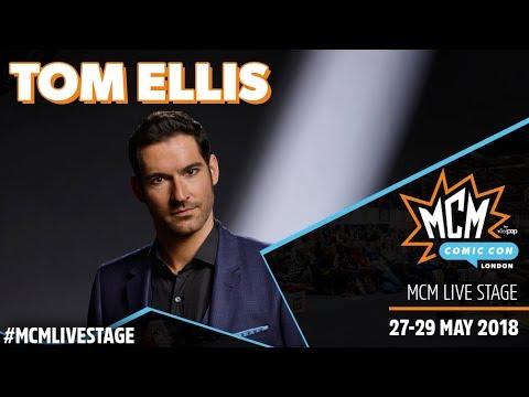 LUCIFER  - TOM ELLIS LIVE @MCM London
