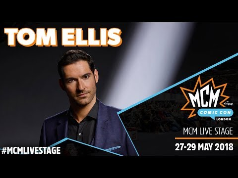 LUCIFER   TOM ELLIS LIVE @MCM London
